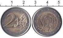 Изображение Мелочь Нидерланды 2 евро 2013 Биметалл UNC-