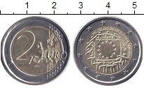 Изображение Монеты Бельгия 2 евро 2015 Биметалл UNC-