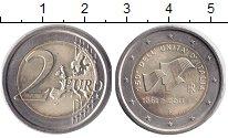 Изображение Монеты Италия 2 евро 2011 Биметалл UNC-