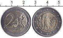 Изображение Монеты Греция 2 евро 2013 Биметалл UNC-