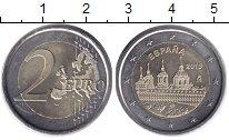 Изображение Монеты Испания 2 евро 2013 Биметалл UNC-