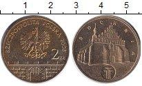 Изображение Монеты Польша 2 злотых 2006 Латунь UNC- Бохня.