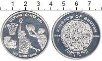 Изображение Монеты Бутан 300 нгултрум 1994 Серебро Proof