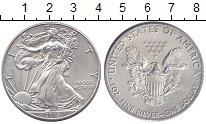 Изображение Монеты США 1 доллар 2013 Серебро UNC-