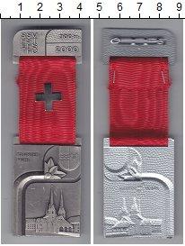 Изображение Монеты Швейцария Стрелковый фестиваль 2000 Медно-никель UNC