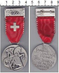 Изображение Монеты Швейцария Стрелковый фестиваль 1966 Медно-никель XF-