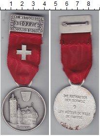 Изображение Монеты Швейцария Стрелковый фестиваль 1977 Медно-никель UNC-