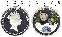 Изображение Монеты Острова Кука 1 доллар 2013 Серебро Proof