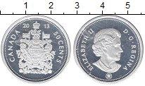 Изображение Монеты Канада 50 центов 2013 Серебро Proof-