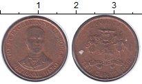 Изображение Монеты Ямайка 10 центов 1996 Бронза XF