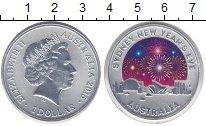 Изображение Монеты Австралия 1 доллар 2015 Серебро Proof