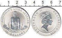 Изображение Монеты Австралия 10 долларов 1995 Серебро UNC