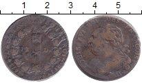 Изображение Монеты Франция 12 денье 1791 Бронза XF- Людовик XVI