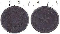 Изображение Монеты Чили Чили 1853 Медь XF-