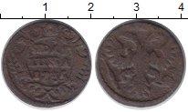 Изображение Монеты 1730 – 1740 Анна Иоановна 1 полушка 1735 Медь XF