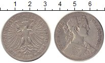 Изображение Монеты Франкфурт 1 талер 1859 Серебро XF