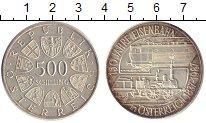 Изображение Монеты Австрия 500 шиллингов 1987 Серебро XF