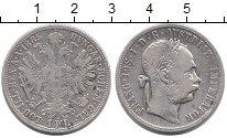 Изображение Монеты Австрия 1 флорин 1885 Серебро XF
