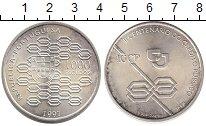 Изображение Монеты Португалия 1000 эскудо 1997 Серебро UNC