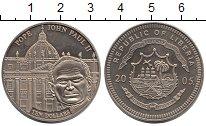 Изображение Монеты Либерия 10 долларов 2005 Медно-никель UNC