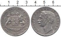 Изображение Монеты Германия Нассау 1 талер 1860 Серебро XF