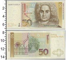 ФРГ 50 марок 0