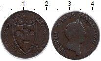 Изображение Монеты Великобритания 1 фартинг 1793 Медь XF