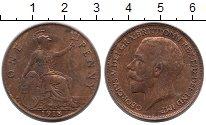 Изображение Монеты Великобритания 1 пенни 1918 Медь XF