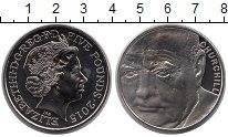 Изображение Монеты Великобритания 5 фунтов 2015 Медно-никель Proof