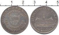 Изображение Монеты Великобритания 1 шиллинг 1811 Серебро XF