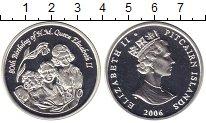 Изображение Монеты Острова Питкэрн 10 долларов 2006 Серебро Proof