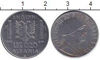 Изображение Монеты Албания 0,02 лек 1941 Железо XF