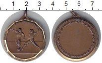Изображение Дешевые монеты Германия Медаль 1980 Бронза XF+
