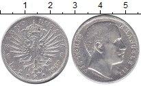 Изображение Монеты Италия 2 лиры 1907 Серебро XF