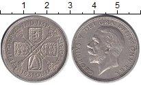 Изображение Монеты Великобритания 1 флорин 1931 Серебро XF