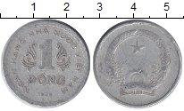 Изображение Монеты Вьетнам 1 донг 1976 Алюминий