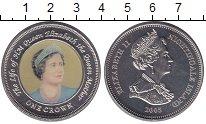 Изображение Монеты Тристан-да-Кунья 1 крона 2005 Медно-никель Proof-