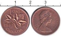 Изображение Барахолка Канада 1 цент 1965 Бронза XF+