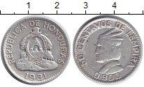 Изображение Монеты Гондурас 50 сентаво 1931 Серебро XF