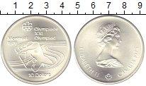 Изображение Монеты Канада 10 долларов 1975 Серебро UNC