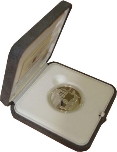 Изображение Подарочные монеты Ватикан 10 евро 2006 Серебро Proof .