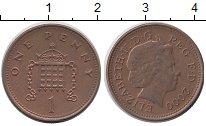 Изображение Барахолка Великобритания 1 пенни 2000 Медь