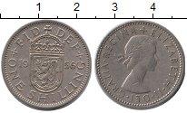 Изображение Барахолка Великобритания 1 шиллинг 1956 Медно-никель XF