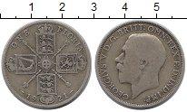 Изображение Монеты Великобритания 1 флорин 1921 Серебро VF