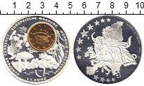 Изображение Монеты Либерия 1 доллар 2002 Посеребрение UNC