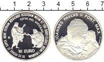 Изображение Монеты Ватикан 10 евро 2003 Серебро Proof