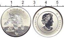 Изображение Монеты Канада 20 долларов 2014 Серебро UNC