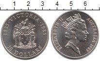 Изображение Монеты Австралия 10 долларов 1985 Серебро UNC-