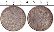 Изображение Монеты США 1 доллар 1886 Серебро XF