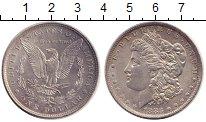 Изображение Монеты США 1 доллар 1883 Серебро XF O